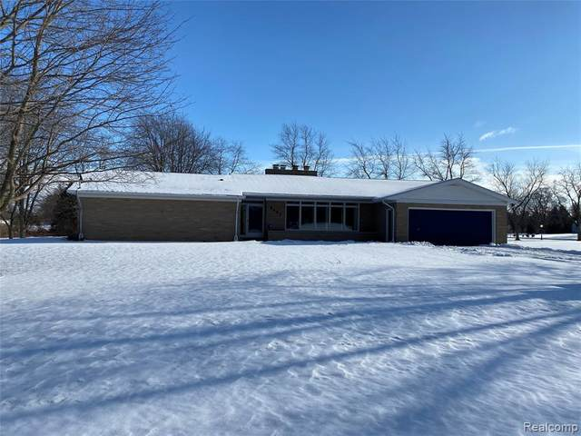 6467 Tulane Street, Marlette, MI 48453 (#2210009527) :: Real Estate For A CAUSE