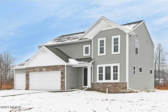 8716 Cobble Drive, Byron Twp, MI 49315 (#65021004383) :: The Alex Nugent Team | Real Estate One