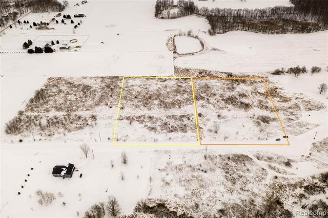 Parcels 4 & 5 Maplefield Drive, Conway Twp, MI 48418 (#2210009533) :: The Mulvihill Group