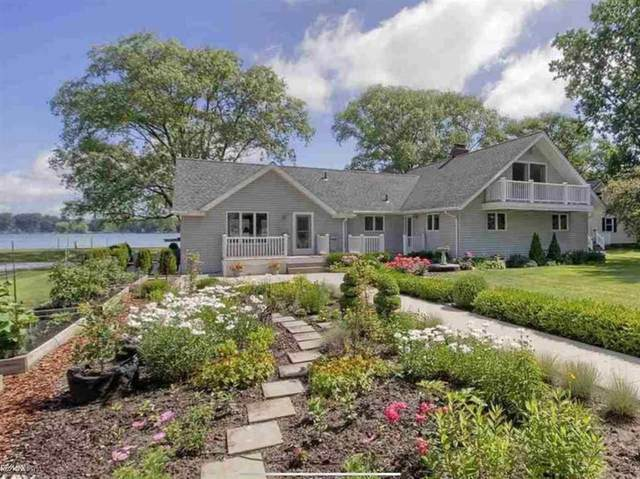 2176 North Channel, Clay Twp, MI 48028 (MLS #58050034203) :: The John Wentworth Group