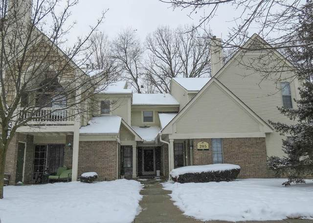 205 Maplewood Court #5, South Lyon, MI 48178 (#543278811) :: BestMichiganHouses.com