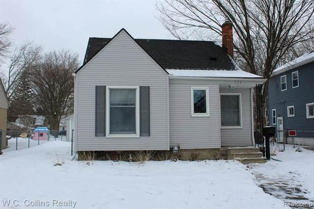 524 Walnut Avenue, Royal Oak, MI 48073 (#2210009803) :: The BK Agency