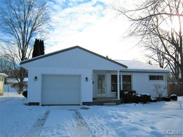 212 Maple St., Tecumseh, MI 49286 (#56050034264) :: The Alex Nugent Team   Real Estate One
