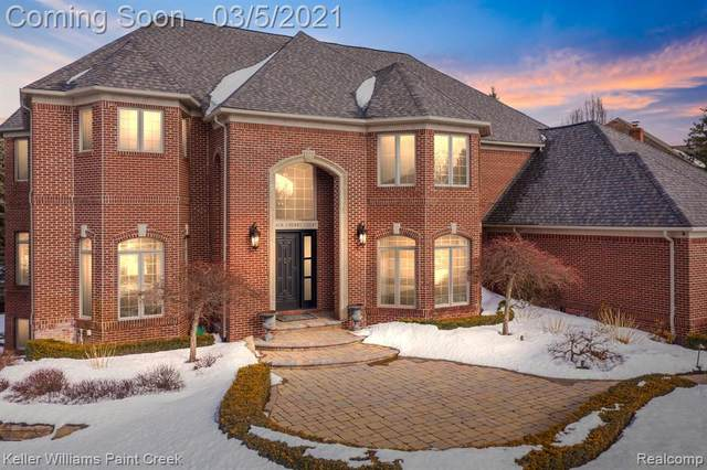 3490 Black Cherry, Oakland Twp, MI 48363 (#2210009968) :: Real Estate For A CAUSE