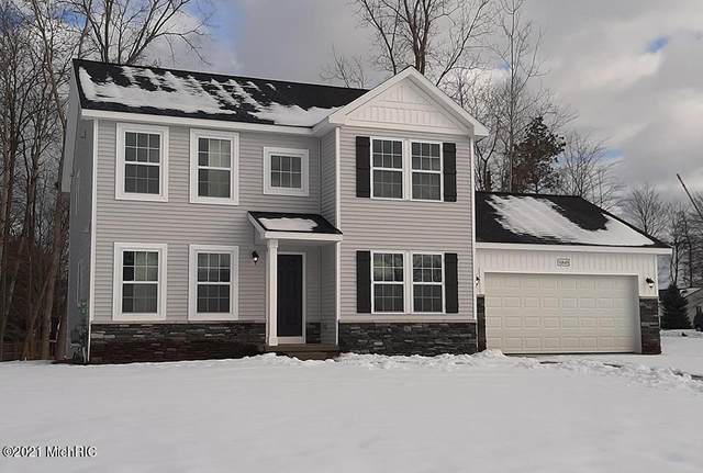 10848 Easthill Drive, Allendale Twp, MI 49401 (#65021004589) :: The Mulvihill Group