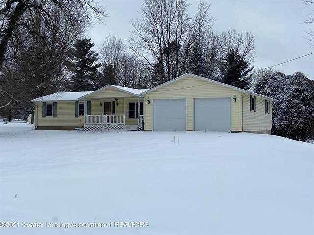 5095 Fawn Valley, Bath Twp, MI 48808 (#630000253078) :: The Mulvihill Group