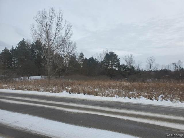 00 E Norway Lake Rd Road, Lapeer, MI 48446 (#2210010169) :: Real Estate For A CAUSE