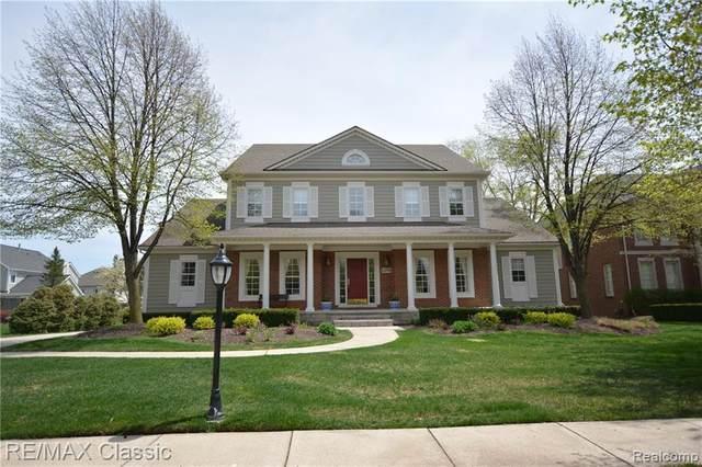 22798 Summer Lane, Novi, MI 48374 (#2210010220) :: Duneske Real Estate Advisors