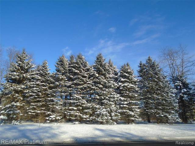 V/L Old Us23 14.46 Acres, Hartland Twp, MI 48114 (MLS #2210010294) :: The Toth Team