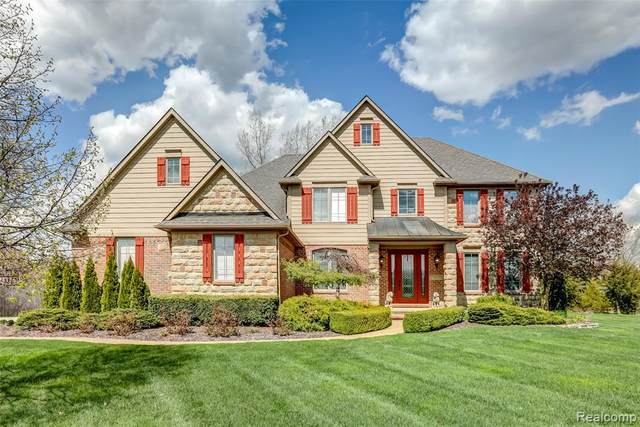 8851 Stoney Creek Drive, Green Oak Twp, MI 48178 (#2210010320) :: Duneske Real Estate Advisors