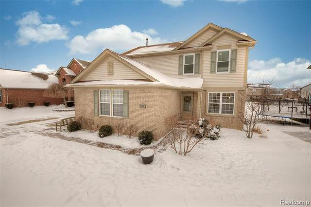 27481 N Mockingbird Drive, Huron Twp, MI 48134 (#2210010416) :: Duneske Real Estate Advisors