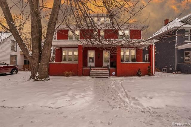 22216 Park Street, Dearborn, MI 48124 (#2210010486) :: The Alex Nugent Team | Real Estate One