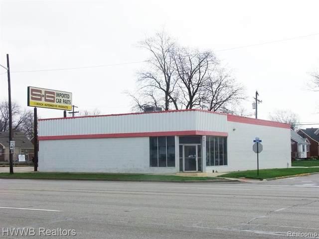 2477 Dix Highway, Lincoln Park, MI 48146 (#2210010589) :: BestMichiganHouses.com