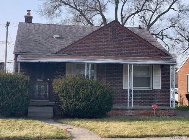 11685 Whitcomb Street, Detroit, MI 48227 (#2210010597) :: GK Real Estate Team