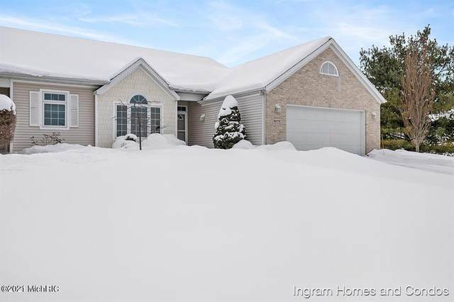 3270 Town Crossing Drive SW, Grandville, MI 49418 (#65021004909) :: The Merrie Johnson Team