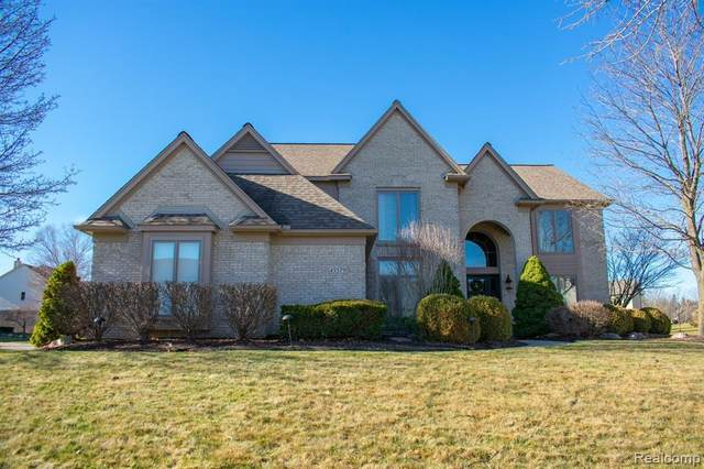 45579 Addington Lane, Novi, MI 48374 (#2210010704) :: Duneske Real Estate Advisors