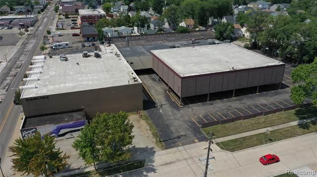 3490 12 MILE Road, Berkley, MI 48072 (#2210010714) :: Real Estate For A CAUSE