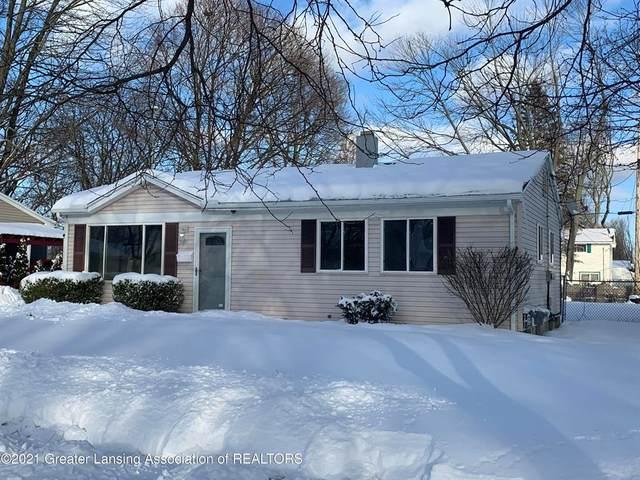 3813 Stillwell Avenue, Lansing, MI 48911 (#630000253135) :: The Alex Nugent Team | Real Estate One