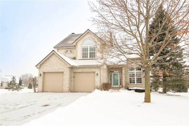 5054 Westford Ct, Flushing Twp, MI 48433 (#5050034478) :: The Alex Nugent Team | Real Estate One