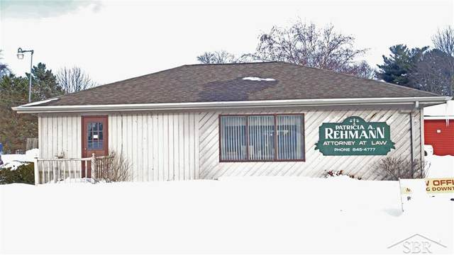1200 W Broad Street Aka 110 N 4th S, Chesaning, MI 48616 (#61050034473) :: GK Real Estate Team