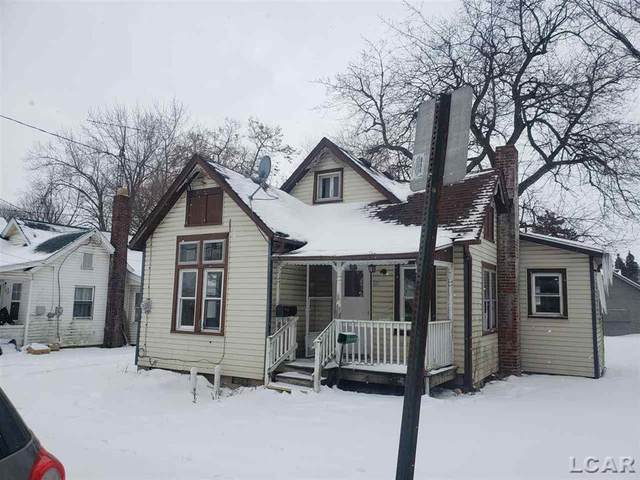522 French, Adrian, MI 49221 (MLS #56050034496) :: The John Wentworth Group