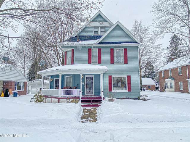 205 Green Street, Dowagiac, MI 49047 (#69021005020) :: GK Real Estate Team