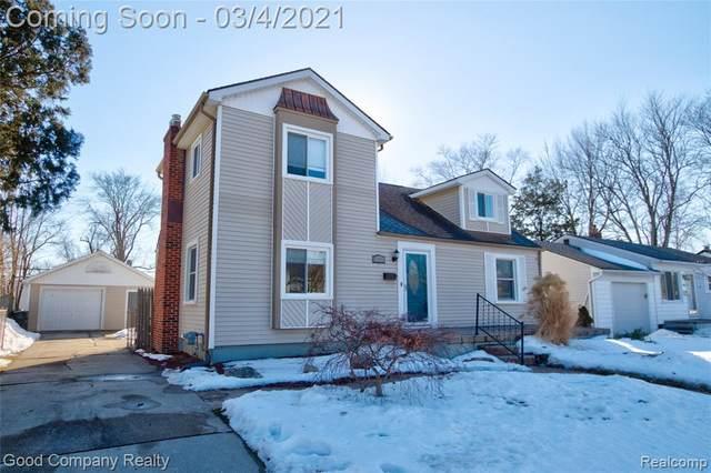 22334 Stephens Street, Saint Clair Shores, MI 48080 (#2210010960) :: GK Real Estate Team