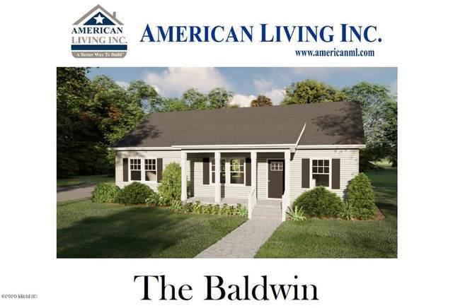 6 W Summit Retreat Drive Lot 6, Summit Twp, MI 49431 (#67021005082) :: Real Estate For A CAUSE