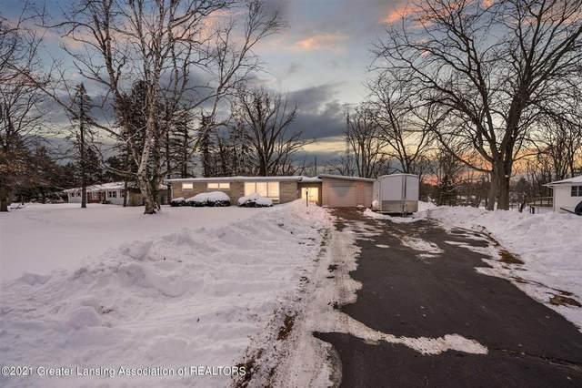 9899 Looking Glass Brook Drive, Watertown Twp, MI 48837 (#630000253180) :: Novak & Associates