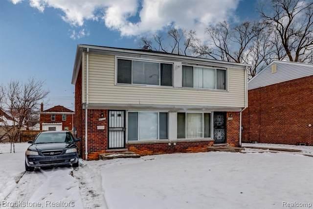 19344 Wyoming St, Detroit, MI 48221 (#2210011122) :: GK Real Estate Team