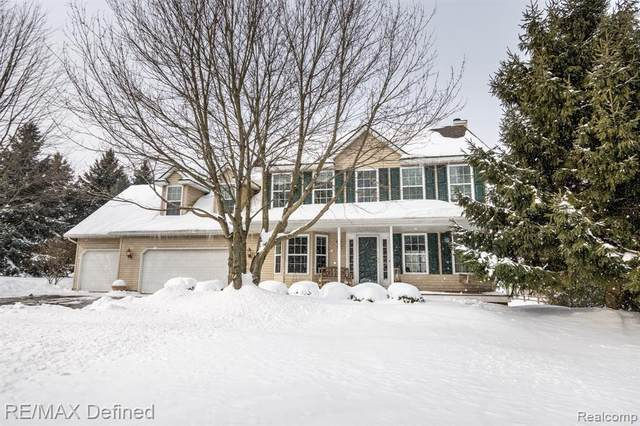 5070 Clarkston Road, Independence Twp, MI 48348 (MLS #2210011133) :: The Toth Team