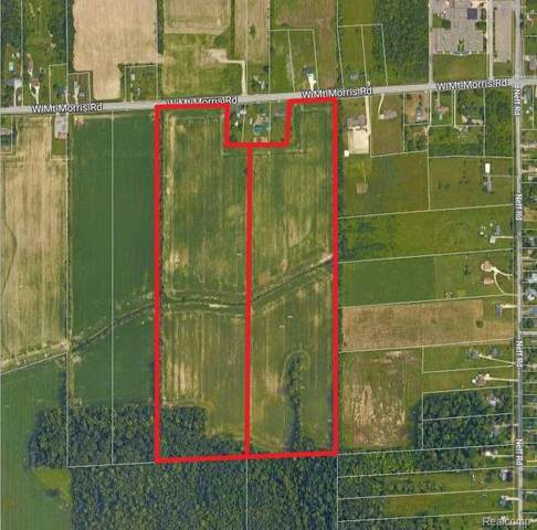 Parcel C Mt Morris Rd, Mt. Morris, MI 48458 (MLS #2210011157) :: The Toth Team