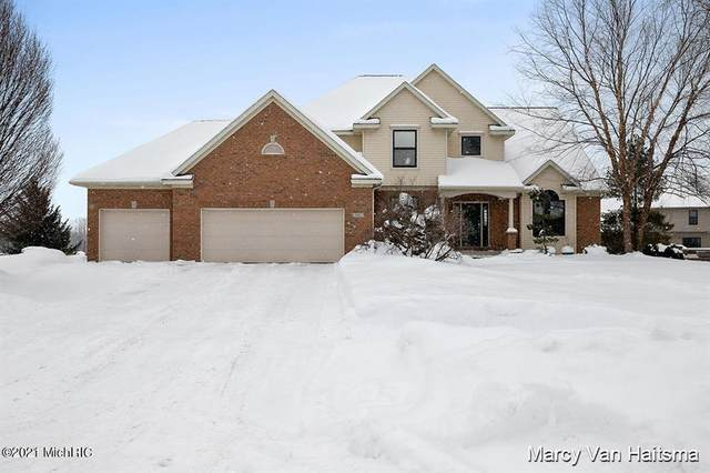 5843 Ayrshire Court, Wyoming, MI 49418 (#65021005195) :: GK Real Estate Team