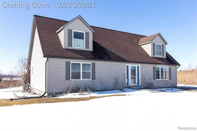 66651 Place Road, Lenox Twp, MI 48050 (#2210011295) :: The Alex Nugent Team | Real Estate One