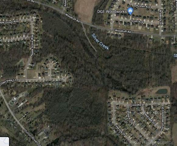 0000 Glen View Park Ea, Flat Rock, MI 48134 (#58050034642) :: Keller Williams West Bloomfield