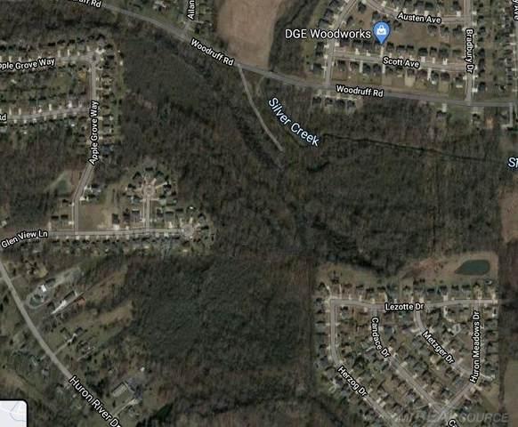 0000 Glen View Park Ea, Flat Rock, MI 48134 (#58050034642) :: GK Real Estate Team