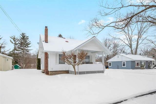 228 Michigan St, Columbia, MI 49230 (#55202100425) :: The BK Agency