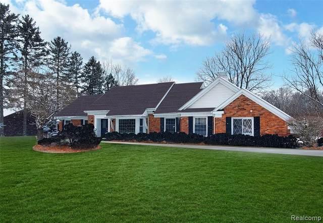 2445 Warner Road, Flint Twp, MI 48433 (#2210011423) :: Real Estate For A CAUSE