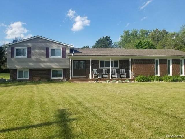 8897 Marr Road, Almont Twp, MI 48003 (MLS #2210011432) :: The John Wentworth Group