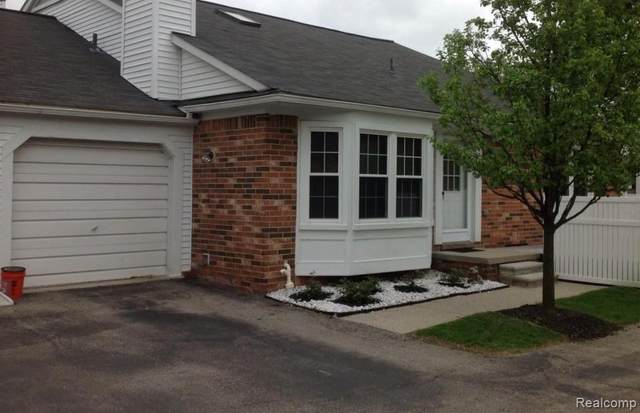 42161 Mill Race Circle, Plymouth Twp, MI 48170 (#2210011560) :: Duneske Real Estate Advisors