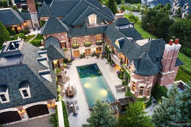 2756 Turtle Bluff Drive, Bloomfield Twp, MI 48302 (#2210011622) :: GK Real Estate Team