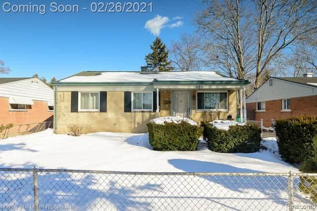 629 Calder Avenue, Ypsilanti Twp, MI 48198 (#2210011631) :: Real Estate For A CAUSE