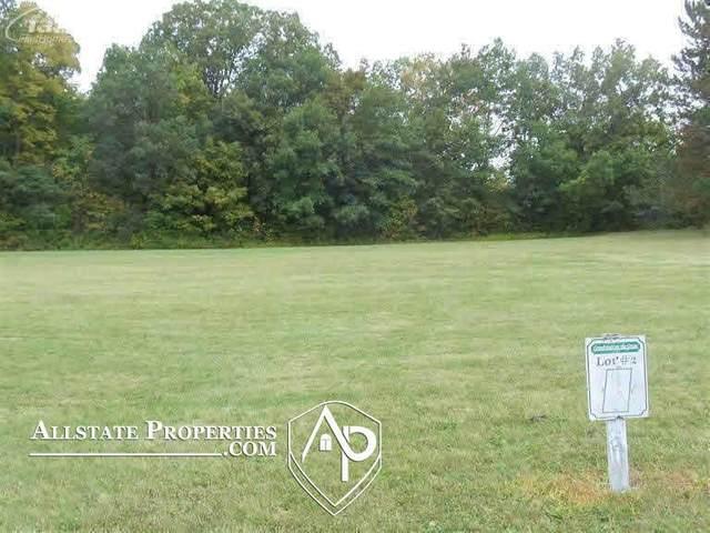 10435 Golfview Court, Davison Twp, MI 48423 (#5050034740) :: The Merrie Johnson Team