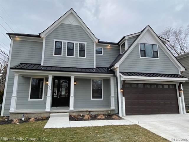 4217 Tonawanda Avenue, Royal Oak, MI 48073 (#2210011729) :: Real Estate For A CAUSE