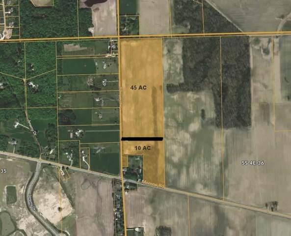 6000 E Monroe, Tecumseh Twp, MI 49286 (#543278937) :: Real Estate For A CAUSE