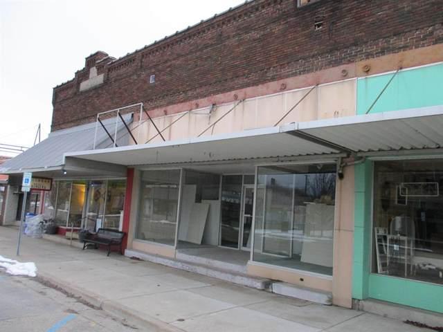 122 S Main Street, Scottville, MI 49454 (#67021005358) :: The Alex Nugent Team | Real Estate One