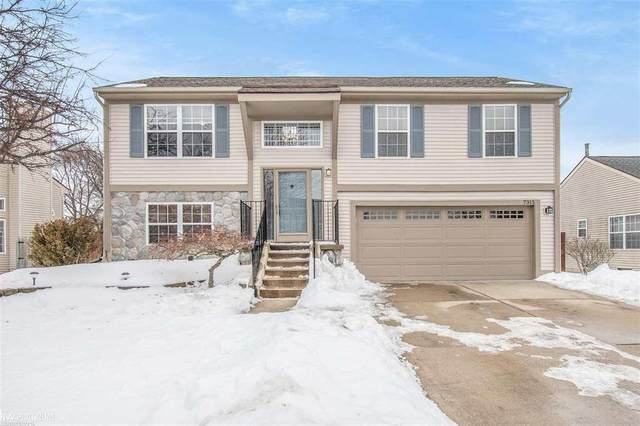 7315 Muirfield, Ypsilanti Twp, MI 48197 (#58050034779) :: GK Real Estate Team