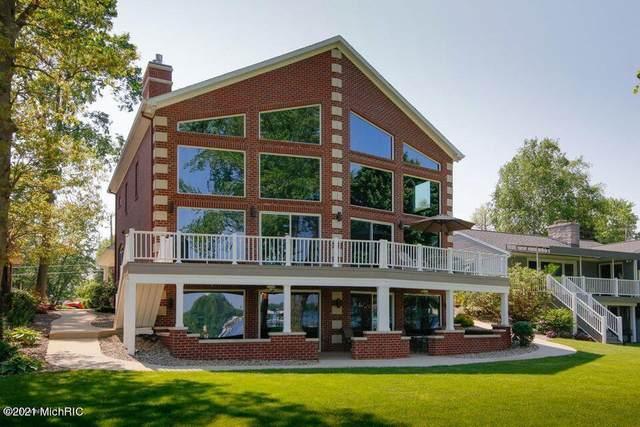 11474 E Indian Lake Drive, Brady Twp, MI 49097 (#66021005385) :: GK Real Estate Team