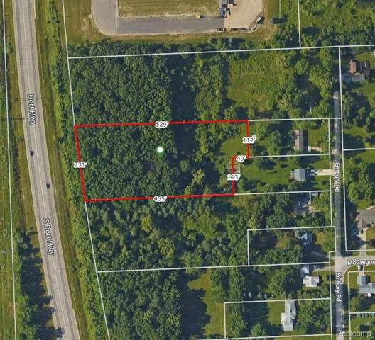 00 S Dort Hwy, Grand Blanc Twp, MI 48439 (MLS #2210011825) :: The Toth Team