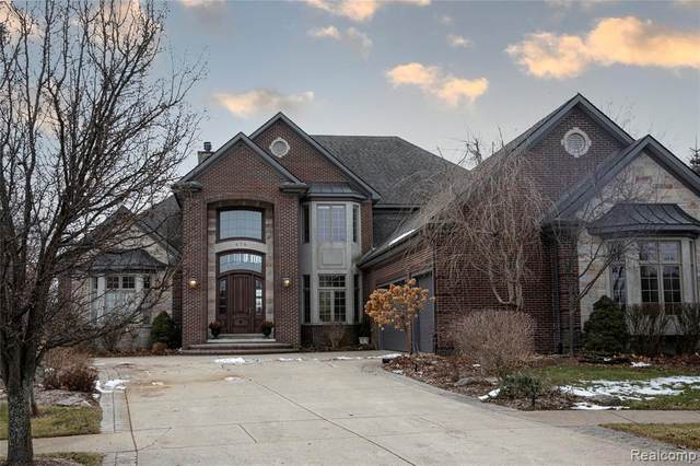 678 Bay Pointe Drive, Oxford Vlg, MI 48371 (#2210011846) :: BestMichiganHouses.com